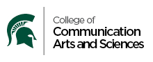 MSU College of Communication Arts and Sciences Logo
