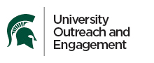 MSU University Outreach and Engagement Logo