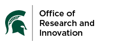 MSU Vice President of Research and Innovation Logo
