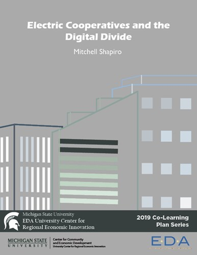 Electric Cooperatives and the Digital Divide: Helping Connect Rural Americans to 21st Century Opportunity (2019) Report
