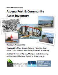 Alpena Inventory Report Cover