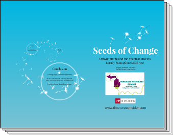Slides from Seeds of Change