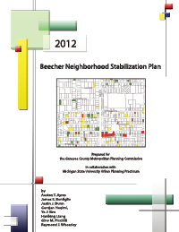 Beecher Stabilization Report Cover