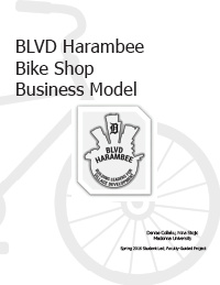 BLVD Harambee Business Model (2016) Report