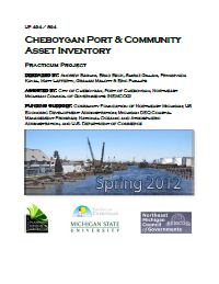 Cheboygan Inventory Report Cover