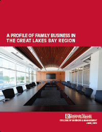 Family-Owned Business Database for the Great Lakes Bay Region (2015) Report