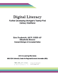 Digital Literacy and Inclusion Report Cover