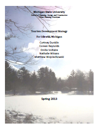 Tourism Development Strategy for Idlewild, Michigan (2013) Report