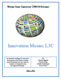 Innovation Mosaic Report Cover