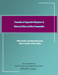 Cooperative Enterprises Report Cover