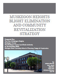 Blight Elimination Report Cover