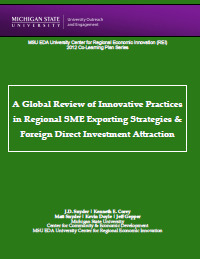 Exporting Strategies Report Cover