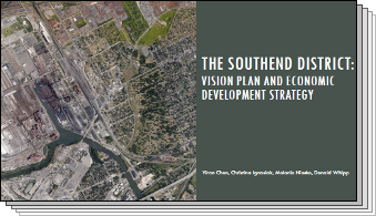 Slides from Southend Vision Plan