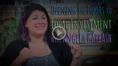Opening the Doors to Local Investment with Angela Barbash