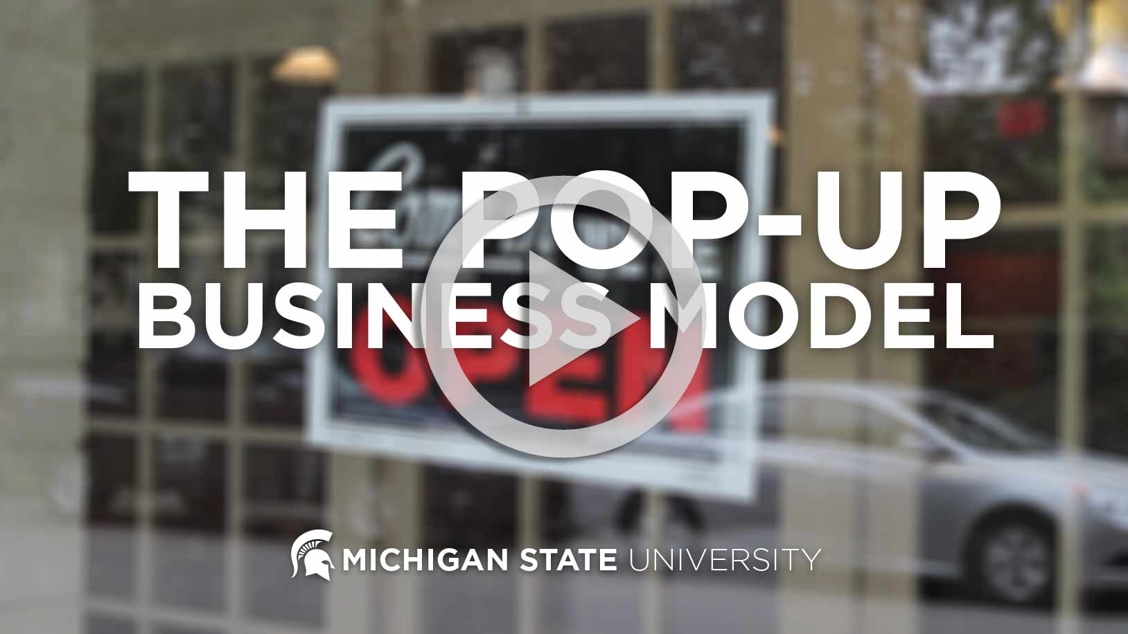 Pop-Up Business Model Video Thumbnail