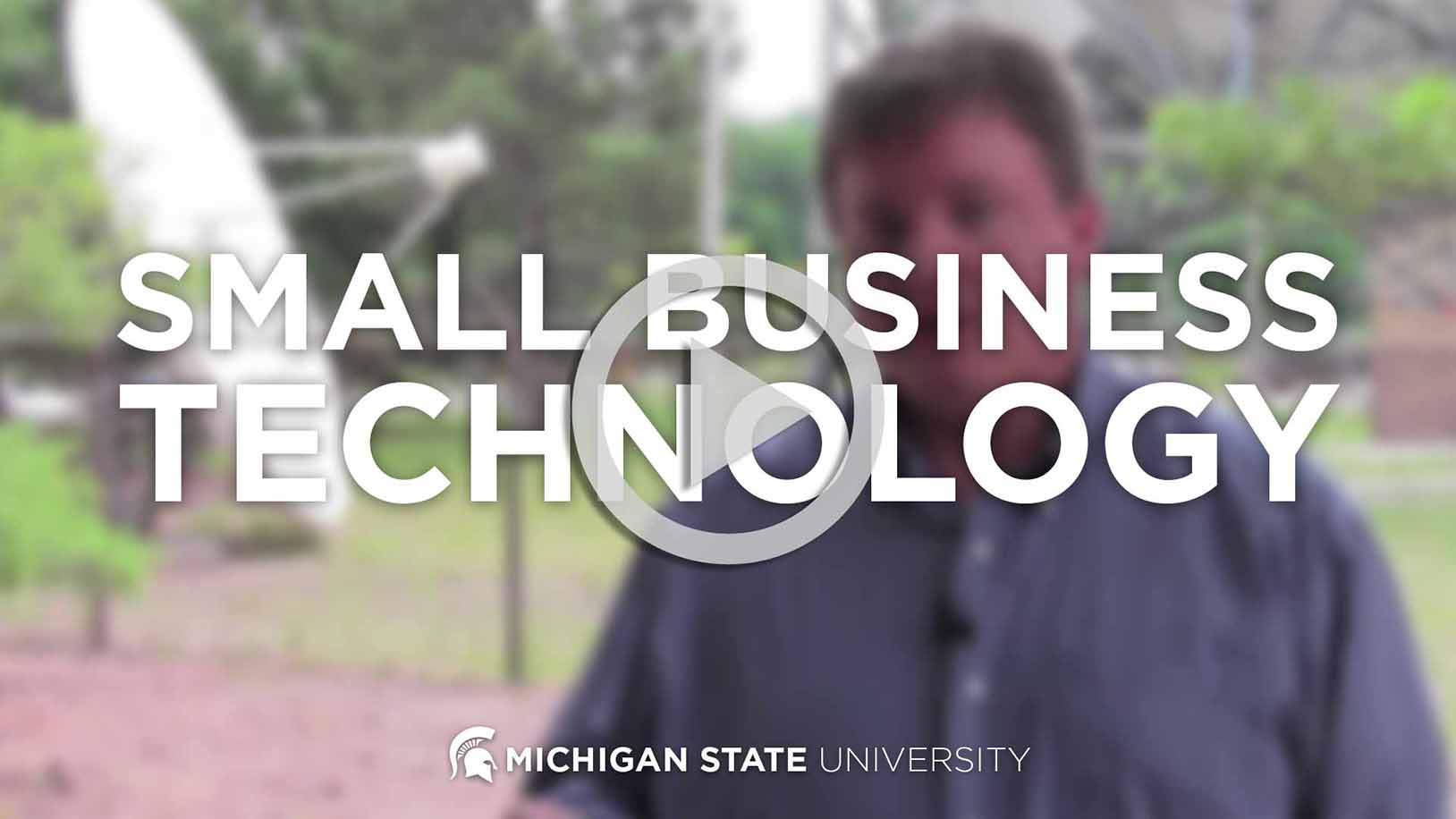 Small Business Technology Video Thumbnail