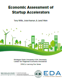 A Study of the Economic Impact of Startup Accelerator Programs (2018) Report