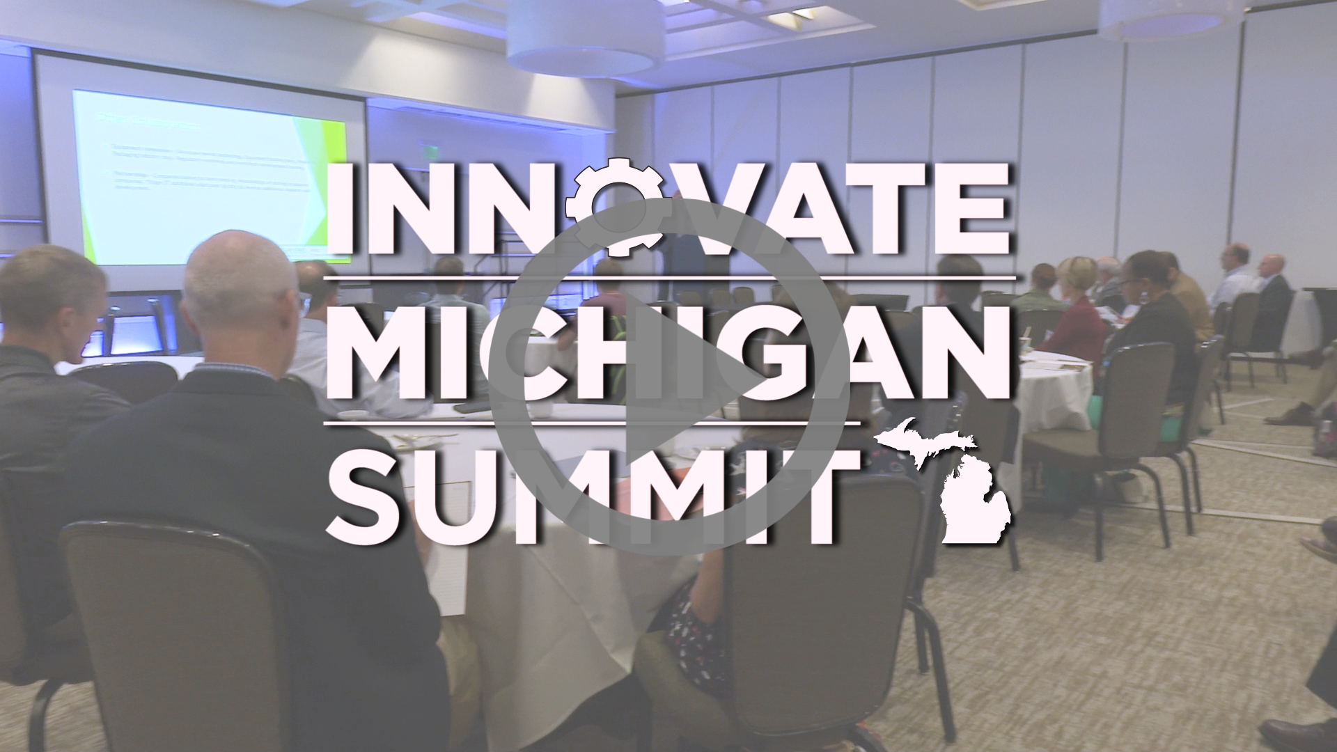 Innovate Michgian! 2019 Summit promotional video.