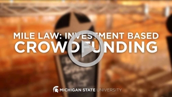 MILE Law: Investiment Based Crowdfunding